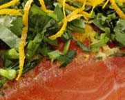 Gravlax ( Marinated Salmon ) 1.1 kg