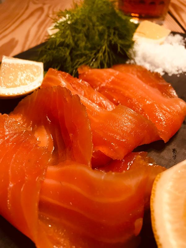 "Graved Lachs ""Whisky"""