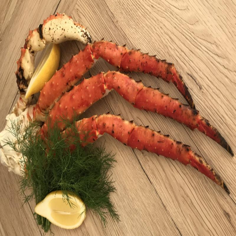 King crab / King Crab, legs and scissors, wildcat, Norway 2kg