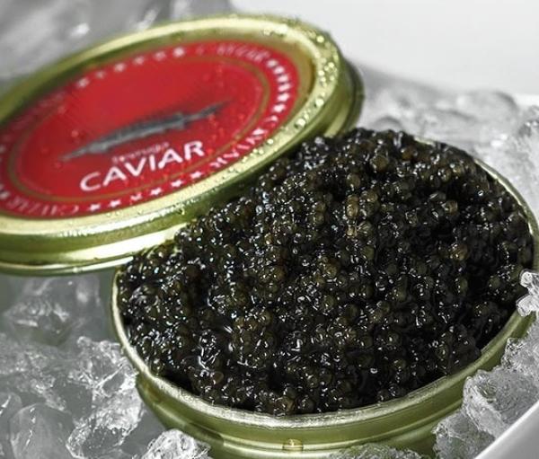 Auf Kaviar steht das deutsche Privatgirl